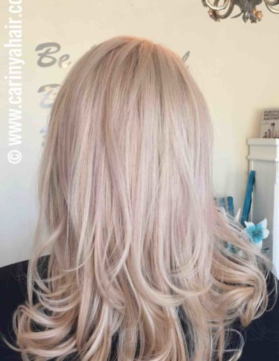 carinya-house-of-hair-&-beauty-colour-central-coast-salon-toukley-salon-de-lorenzo-nova-fusion-silver-rosewood-stunning-colour-cool-blonde-beautiful-blonde