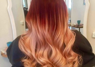 carinya-house-of-hair-&-beauty-colour-match-stick-red-fire-engine-red-de-lorenzo-colour-stunning-colour-balayage-toukley-salon-central-coast-salon