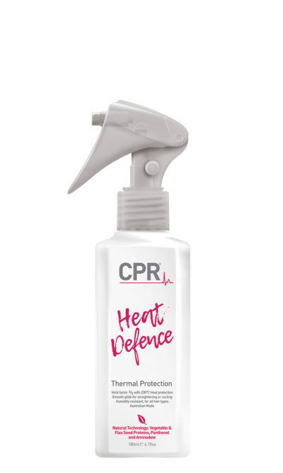 CPR Heat Defence product advertised for sale at www.carinyahairbeauty.com.au