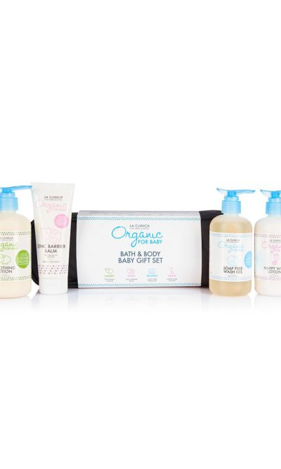 La Clinica Baby Products sold online at www.carinyahairbeauty.com.au